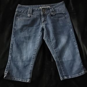 Hint Jeans Girls Capri pants Size 3